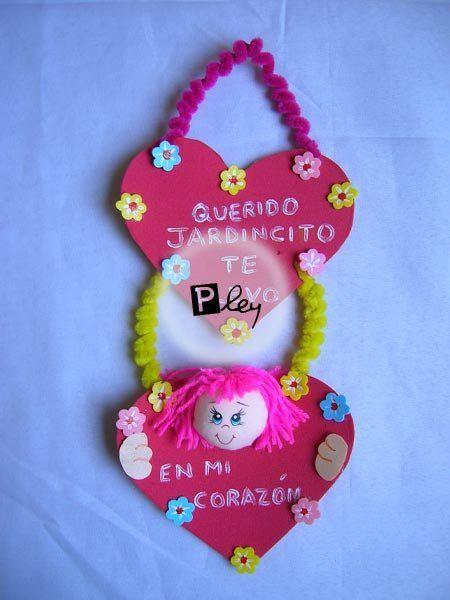 Manualidades infantiles desde per manualidades for Manualidades decoracion infantil