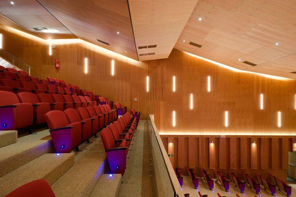 Remodelación Teatro de Parral / Maule CHILE / PLAN Arquitectos