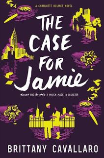 Welcome: Waiting on Wednesday: The Case for Jamie