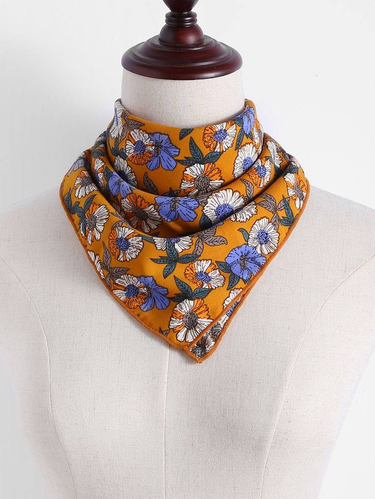 Shop Calico Print Bandana online. SheIn offers Calico Print Bandana & more to fit your fashionable needs.