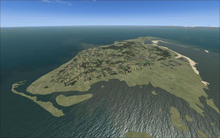 Make a 1-day trip to the island Laesoe (Læsø)