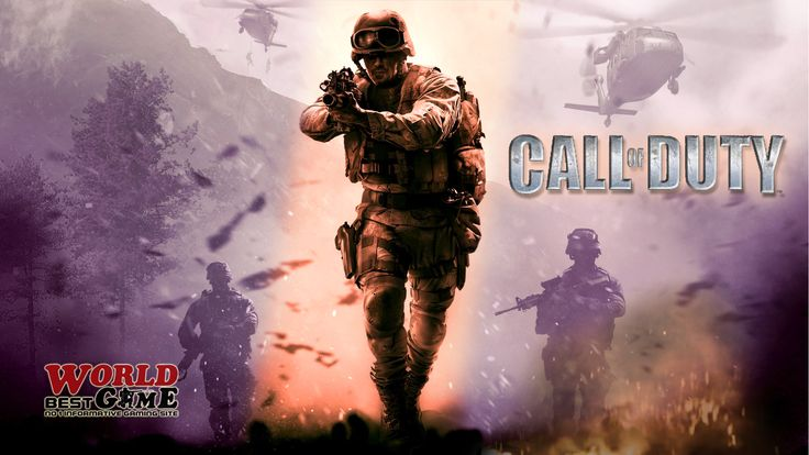 Call of duty is just the video game franchise for the ones who are fans of the first person shooter games.
