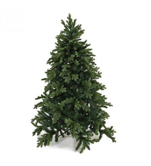 PVC XMAS TREE IN GREEN COLOR  (639 tips) Y-180