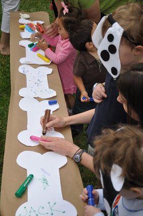 Paw Patrol Birthday: 23 DIY Ideas Your Kid Won't Forget   The Huffington Post
