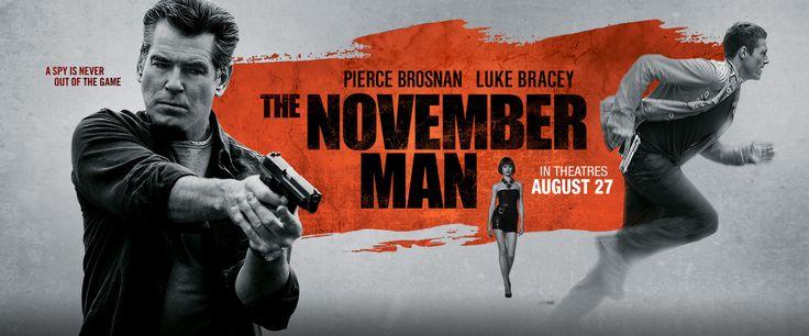 The November Man – Sát Thủ Tháng 11: Không mới nhưng hấp dẫn đến phút cuối cùng - Nhạn Thái (Thành viên Tinh Tế)