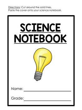 Best 25+ Science notebook cover ideas on Pinterest