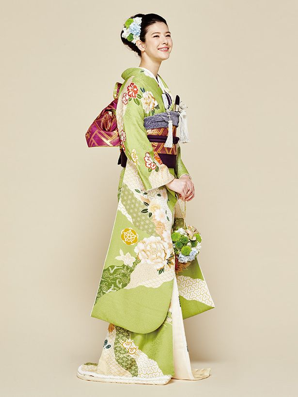 ギャレリアコレクション(Galleria Collection) 青山店 嫁ぐ日のきもの基本の装い 引き振袖