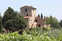 Sopra Armido - Vakantiehuis in Panzano - Florence - Toscane