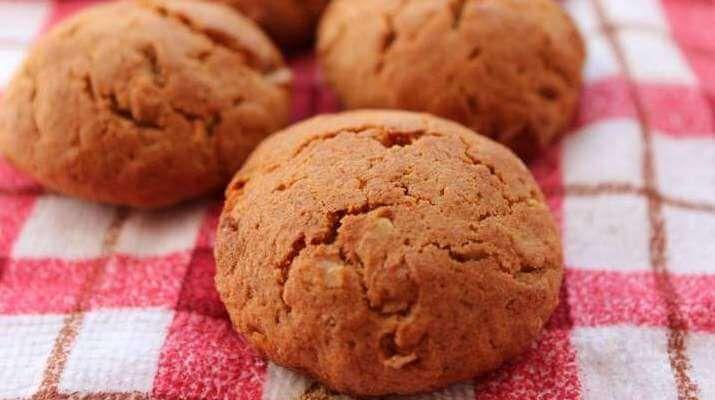 Вкусное соевое печенье
