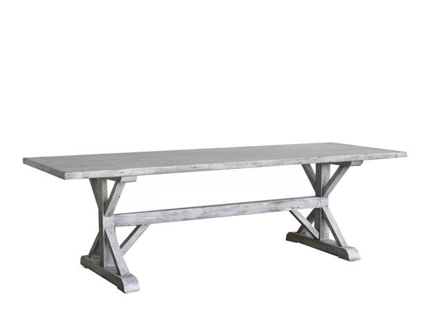 Beachwood Furniture Recycled Timber Dining Table With