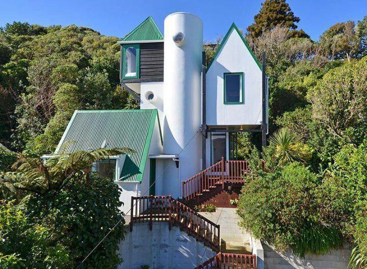 Roger Walker 1970's Wellington NZ