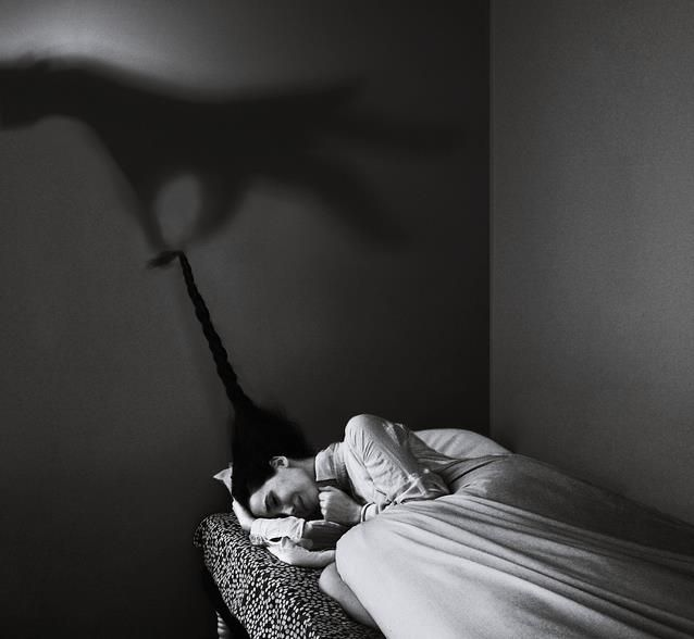 Conceptual Photography and Self-Portraits by Hungarian Photographer Noell S. Oszvald