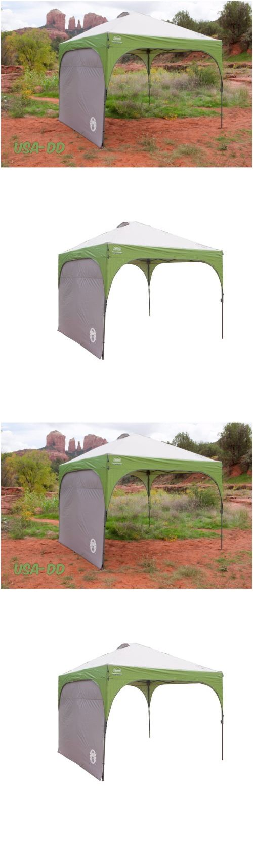 Canopies and Shelters 179011: Gazebo Camping Quick Shade Canopy Portable Wind Shelter Car Rain Sun Patio Wall -> BUY IT NOW ONLY: $33.53 on eBay!