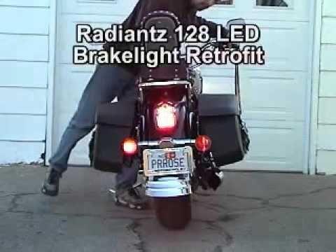 Radiantz Led Lights On My Honda Shadow