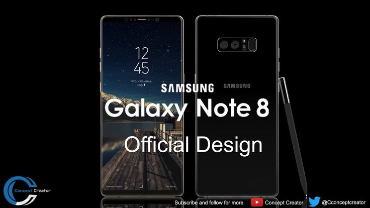 #Samsung #GalaxyNote8 Release Date, #Price #News & #Rumors | Concept #Video #Render Surfaces Online http://www.makersofandroid.com/samsung-galaxy-note-8-news-update/ #galaxys8 #tech
