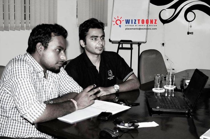 Wiztoonz congratulates the students on their campus selection @ SOLUTIONS INFINI.  www.wiztoonz.com
