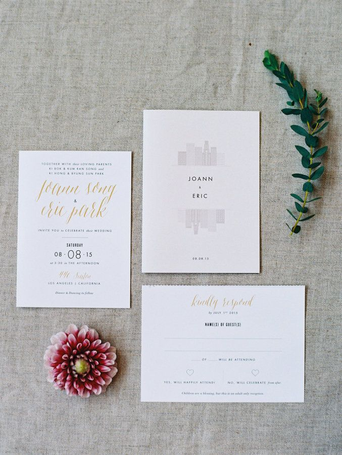 Whimsical Downtown Los Angeles Wedding
