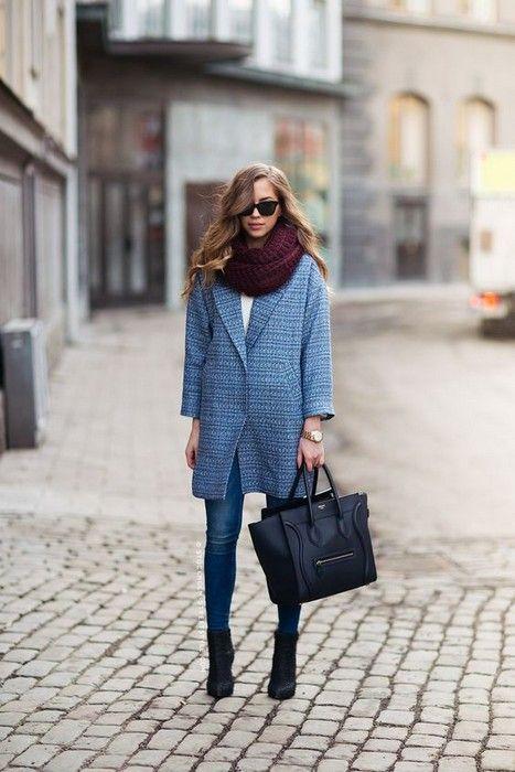 20 Looks with Swedish blogger Kenza Zouiten Glamsugar.com Kenza Zouiten