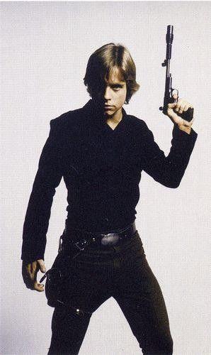 Star Wars Photos - Luke