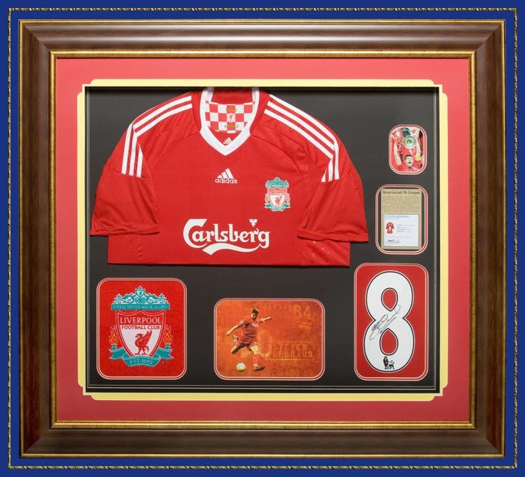 Steven Gerrard Memorabilia