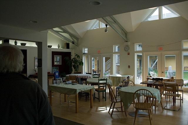 Common house, Jamaica Plain Cohousing, Boston, Massachusetts, USA ...