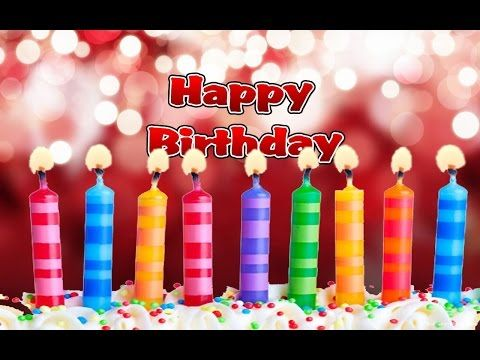 Best Happy Birthday Video | With Exploding Fireworks | Birthday Songs - YouTube