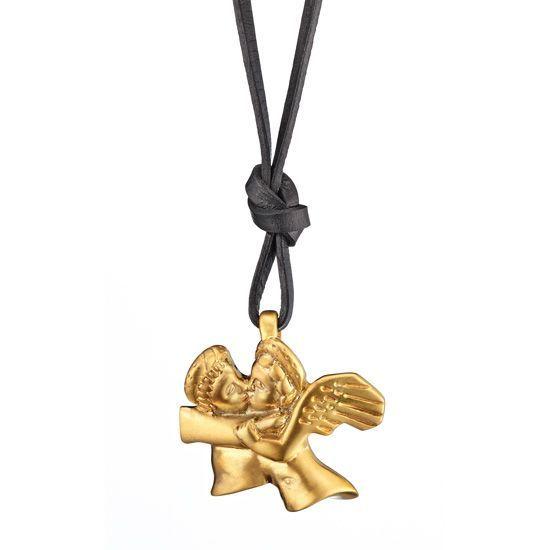 Cupid and Psyche pendant | my-precious.com