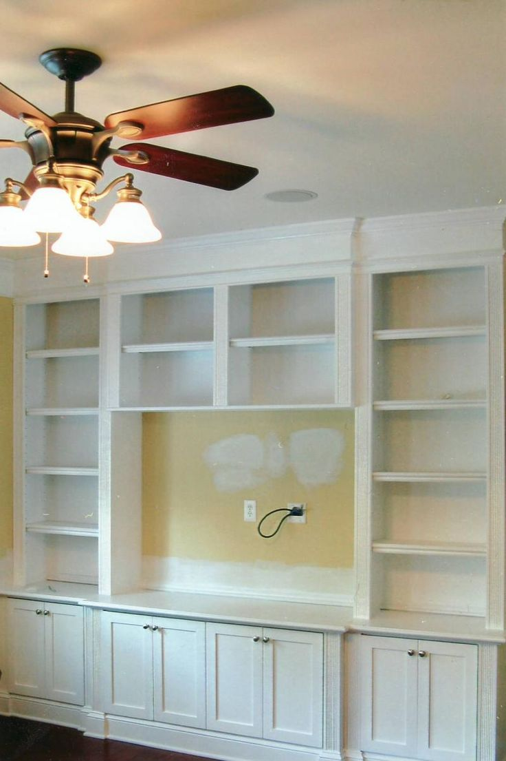 Best 25 built in tv wall unit ideas on pinterest built How to build an entertainment wall unit