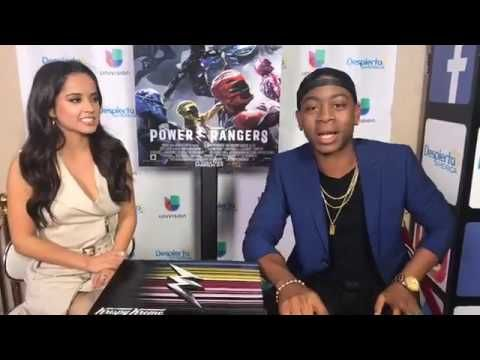 Despierta America Facebook Live with Becky G and RJ Cyler (March 06, 2017)