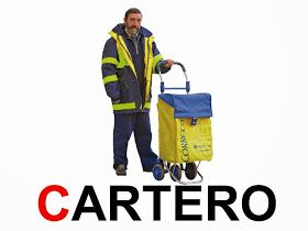 COSITAS PARA EL COLE: MATERIALES PROYECTO EL CARTERO