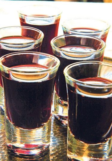 From sloe gin to absinthe: delicious ideas for homemade liqueurs, wines and   spirits