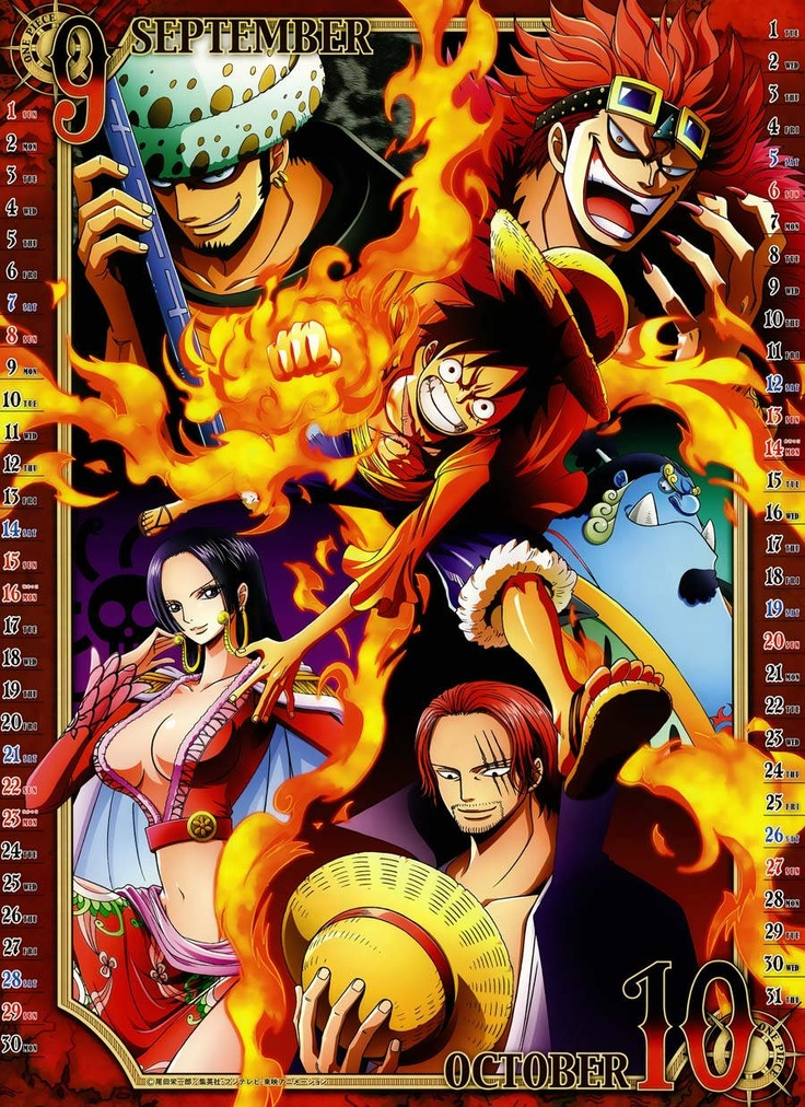 One Piece - September/October 2013