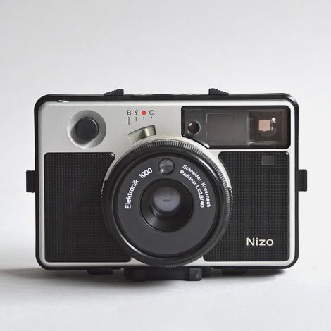 Nizo 1000 camera (1968) | Designer Robert Oberheim - for Braun