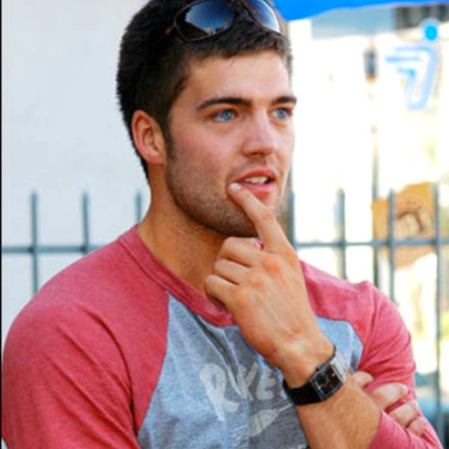 Favorite Real World contestant ever :) loooove me some CT<3