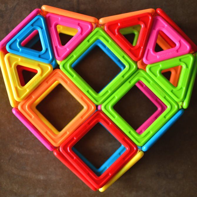 23 Best Magformers Build Ideas Images On Pinterest