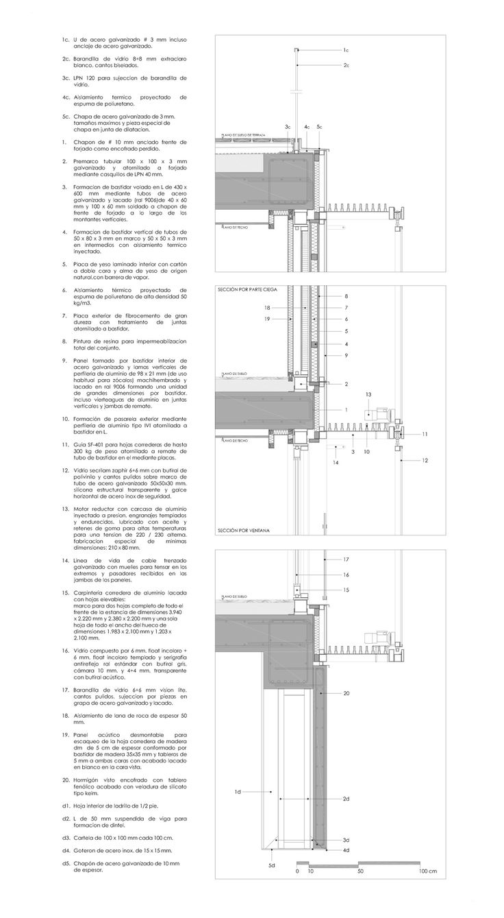 33 best Detailed Section images on Pinterest | Architecture details ...