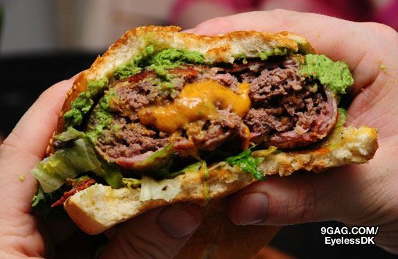 Make Your Bacon Cheeseburger A BOSS With This Recipie - Caveman Circus | Caveman Circus