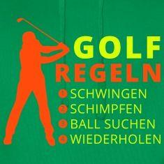 Golf, Golfregeln, Golfen, Golfer, Golferinnen, Golfsport, Golfplatz, Golfbekleidung, Fun, Spaß, Witzig, Golfschläger, Golfball, Golfkleidung, Spaßig, witzig, lustig