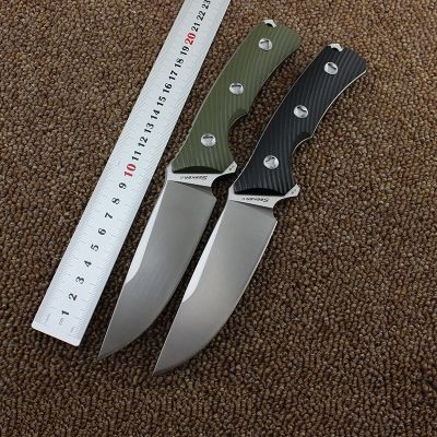 49.59$  Buy here - http://alib2c.shopchina.info/1/go.php?t=32808924796 - LW Seeker Tactical Knife VG-10 Blade Hunting Fixed Blade Camping Outdoor Knives,Survival EDC Tools,Straight Knife G10 Handle  #magazineonlinewebsite