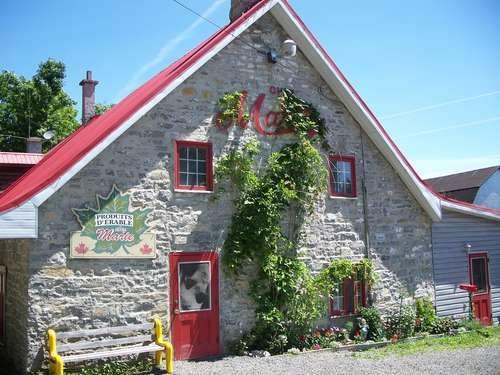 Chez Marie, pain artisanal (near St. Anne de Beaupre)