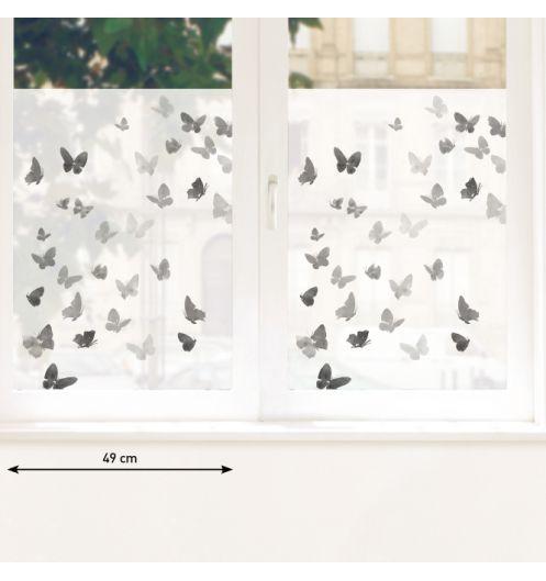 Les 25 meilleures id es concernant stickers vitres sur - Stickers pour porte fenetre ...