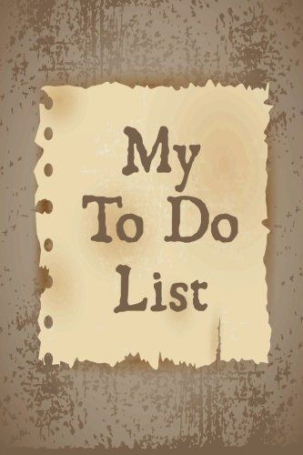 My To Do List Journal: Retro To Do List Journal, 6 x 9, 100 Days, To Do List Planner