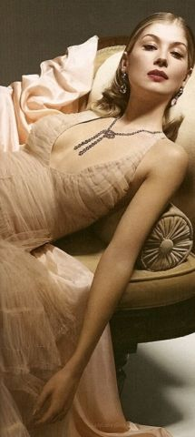 Rosamund Pike style    Crystal Ethereal