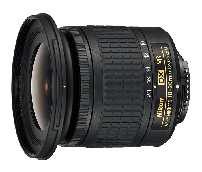 Photo of  AF-P DX NIKKOR<br/> 10-20mm f/4.5-5.6G VR