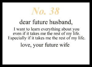 Love Notes To My Future Husband by Kay JayCee