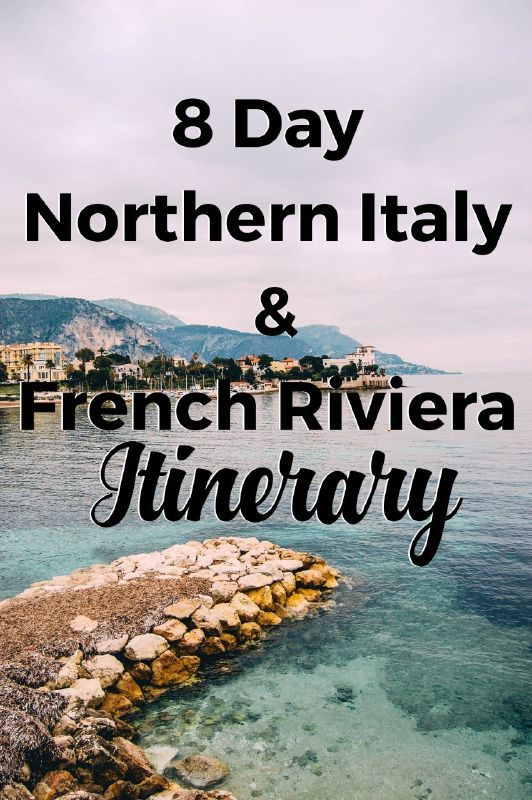 16 cities, 3 countries, all in 8 days. I traveled through Northern Italy down to the coast of Monaco and France this past week. It may sound like a lot (okay, it was) but itwas one of my favorite ...