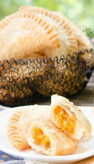 Southern Fried Apricot Hand Pies