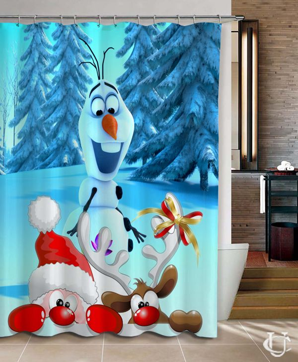 Santa Claus Olaf And Deer Winter Christmas Shower Curtain cheap and best quality. *100% money back guarantee #Home_Decor #Home #Decor #Shower_Curtain #Shower #Curtain #Bathroom #Bath #Room #Bath_Room #eBay #Amazon #New #Top #Hot #Best #Bestselling #Best_Selling #Home&Living #Print #On #Print_on #Fashion #Trending #Woman #Man #Teenager #Cheap #Rare #Limited #Edition #Limited_Edition #Unbranded #Generic #Custom #Design #Beautiful #Cool #Accessories #Master #Piece #Luxury #Elegant #Gift…