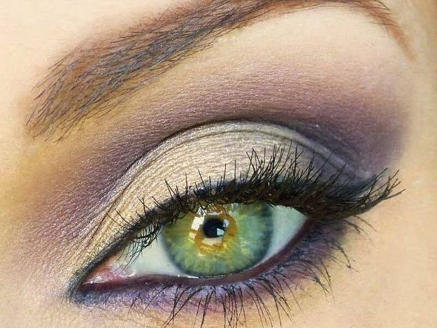 Conosciuto 29 best Occhi verdi !! images on Pinterest | Make up looks  FP07