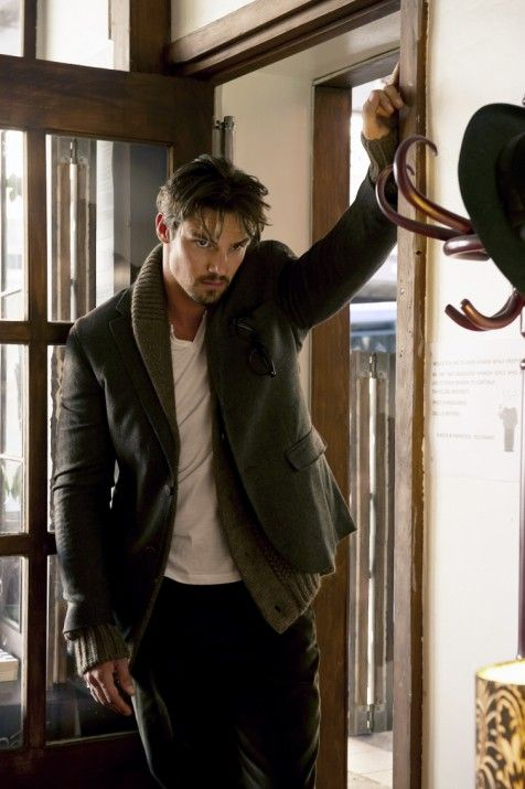 handsome ! awww !Jay Ryan - Remix Magazine Photoshoot - jay-ryan Photo